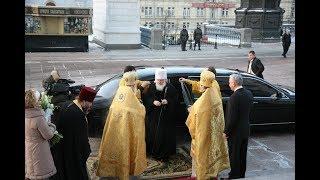 Священника в Белоруссии репрессировали за критику патриарха Кирилла.