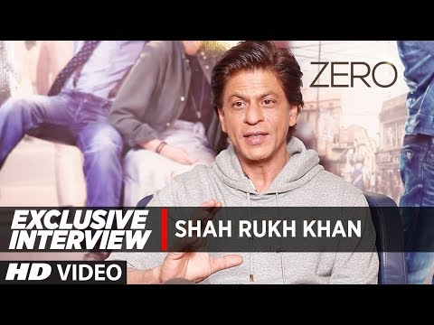 Exclusive Interview: Shah Rukh Khan