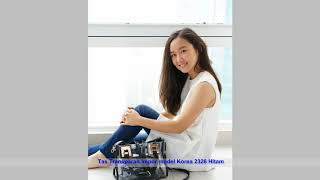 Tas Transparan Impor model Korea