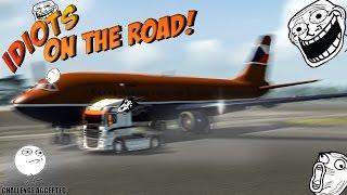 Euro Truck Simulator 2 Multiplayer   Funny Moments & Crash Compilation   #30