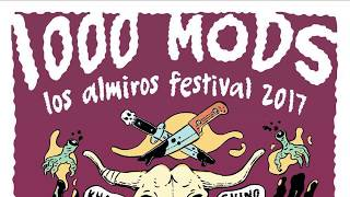 1000mods - 6th Los Almiros Fest (Full) @ Kouri Forest 04/08/2017