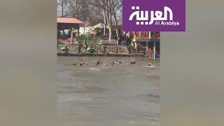 مأساة في الموصل .. رحلة في دجلة انتهت بعشرات الوفيات