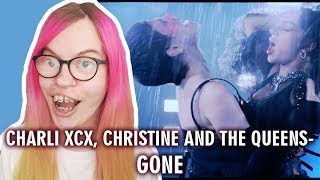 CHARLI XCX, CHRISTINE AND THE QUEENS   GONE (REACTION) | Sisley Reacts