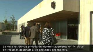 preview picture of video 'Residència de Montuïri'