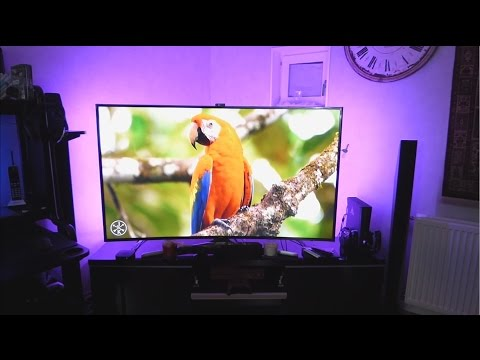 SAMSUNG 6100 series 4K TV Unboxing