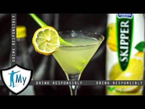 American Glory Cocktail - Aperitivo Analcolico