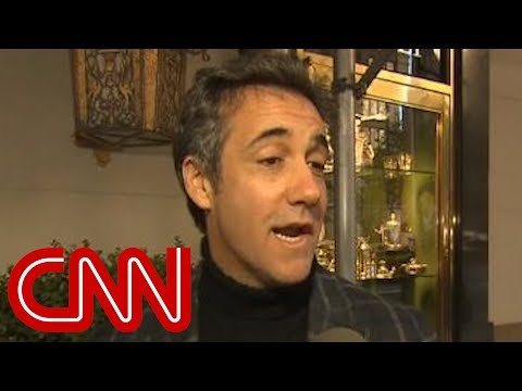 Michael Cohen urges people to vote for Democrats