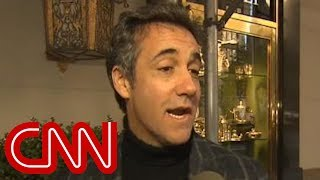 Michael Cohen urges people to vote for Democrats