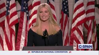 Ivanka Trump full remarks at the 2020 Republican National Convention