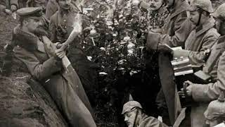 """1914 """"The Christmas Truce"""""""