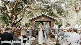 The Speraw Wedding - A Beautiful Florida Barn Wedding