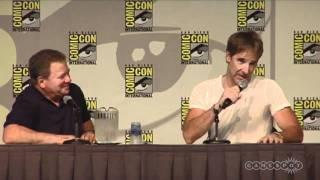 Star Trek: The Captains - Comic-con 2011 Panel