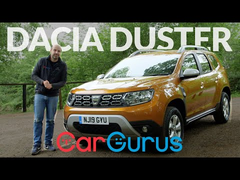 2019 Dacia Duster TCE review: New engine, new look, newfound appeal   CarGurus UK