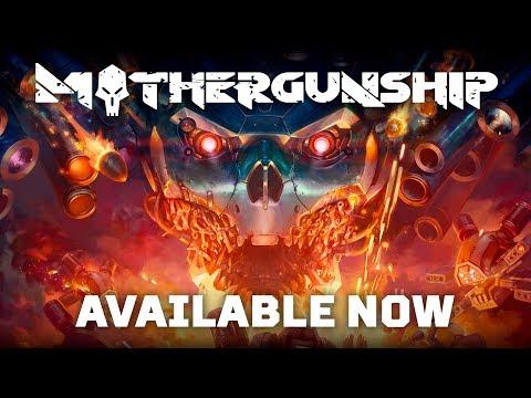 Trailer de Mothergunship