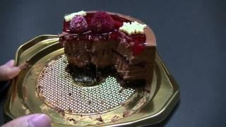 ケーキ大人食い_ニルヴァナ・フレーズエコール・クリオロ咀嚼音/ASMR