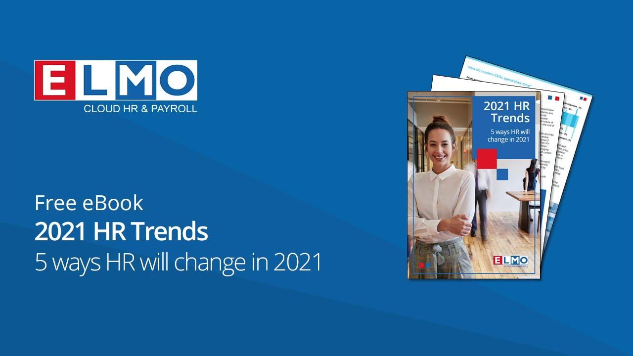 2021 HR Trends: 5 ways HR will change in 2021 preview