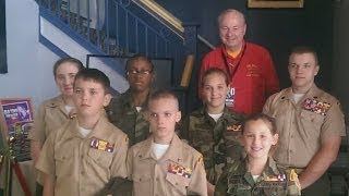 Tuesday, July 8, Segment 3 - Young Marines