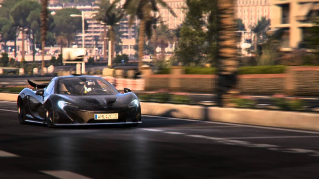 The Final Project CARS Trailer Is Pure Car Porn