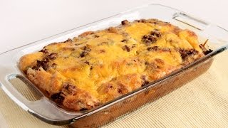 Breakfast Casserole Recipe - Laura Vitale - Laura In The Kitchen Episode 1001