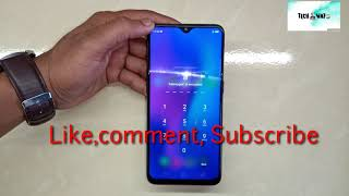 Oppo phone power off problem solution.