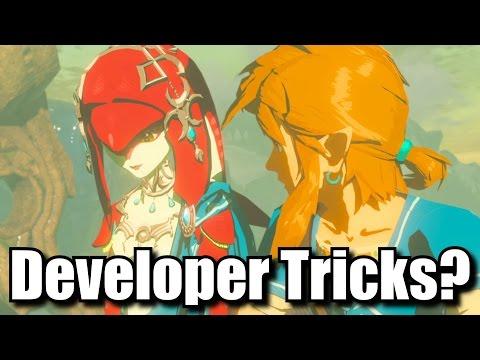 Developer Tricks Used in Zelda Breath of the Wild