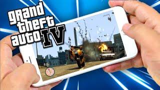 КОГДА ВЫЙДЕТ GTA 4 НА iOS? 🤔 / ДАТА ВЫХОДА ГТА 4 НА АЙФОН ⏰ Легендарная игра для iPhone и iPad! 📲