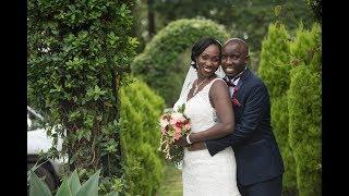 Chris & Sheila Wedding - Fuchsia Gardens @ Eldo Farm