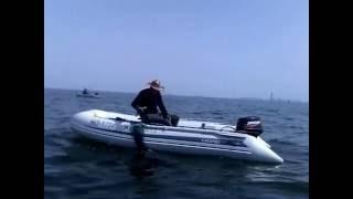 Рыбалка на каспийском море в баку