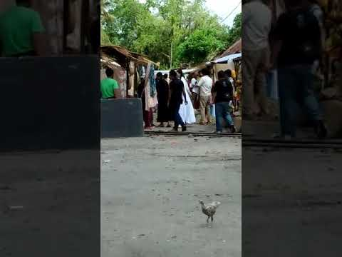 Gading Martin N Citra Kirana - proses syuting film Naga Bonar
