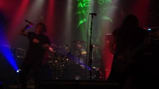 FEAR FACTORY - CRASH TEST (Live in Sao Paulo, Brazil 2009)
