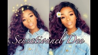 Justine Skye Purple Waves : Sensationnel Dee   BLACKHAIRSPRAY.COM   SinLyn