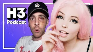 Belle Delphine Farts In A Jar And Sends It To Me & JayStation - H3 Podcast #123