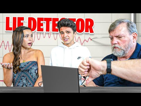 Download Lie Detector Test on Brent Rivera & Pierson Wodzynski!! HD Mp4 3GP Video and MP3