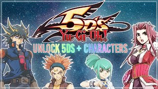 5DS IS OUT!! How to Unlock 5DS World + Characters (Yusei, Crow, Akiza, Leo) [Yu-Gi-Oh! Duel Links]