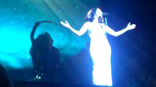 Sade   The Moon And The Sky 2011 (live) American Airlines Center Dallas 72411