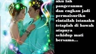 Andre Stinky - Cintailah Istanaku - Text Cover 2013