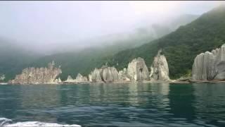 仏ヶ浦青森県下北半島