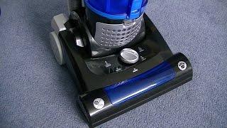 Hoover Blaze Pet Bagless Upright Vacuum Cleaner Demonstration & Review