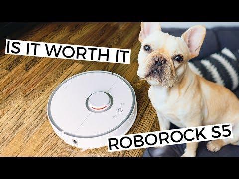 Roborock S5 Robotic Vacuum Cleaner | Unboxing + Demo + Honest Review