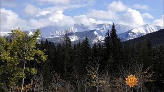 Nature: Montana mountains