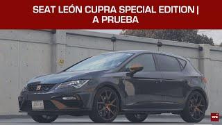 SEAT León CUPRA Special Edition: SEAT cierra con broche de cobre a un producto que vale oro