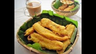 പഴംപൊരി||Pazham Pori||Ripe Banana Fritters||Kerala style Pazham Pori