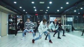B.A.P - Feel So Good Dance Practice (Mirrored)