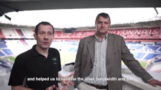 Powersoft and EAW provide power and efficiency to the Parc Olympique Lyonnais stadium
