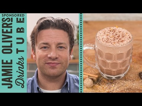 Video Jamie's Chocolate Eggnog Recipe | Jamie Oliver