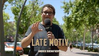 LATE MOTIV   Facu Díaz. Tres Cantos I #LateMotiv574
