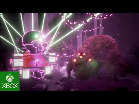 The Artful Escape on Xbox One