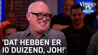 René over 'drankprobleempje' Frits Wester: 'Dat hebben er 10 duizend, joh!' | VERONICA INSIDE
