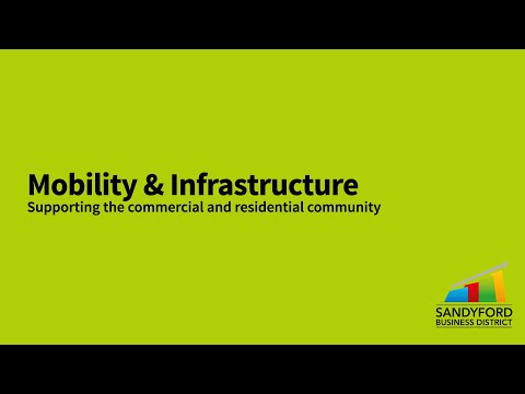 Mobility & Infrastructure
