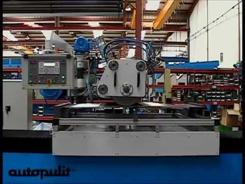Autopulit - polerowanie profili PHA 1000x2000 1UP - zdjęcie